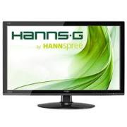 "MONITOR HANNSG LCD LED 27"" WIDE HL274HPB 5MS MM FHD 1920X1080 1000:1 BLACK VGA DVI HDMI VESA"