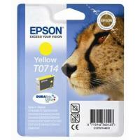 CARTUCCIA T0714 GIALLO ORIGINALE - EPSON D78/DX4000/DX4050/DX5000/DX6000/DX6050/DX7000F-S20