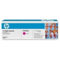 TONER CC533A MAGENTA ORIGINALE - HP COLOR LASERJET CP 2025