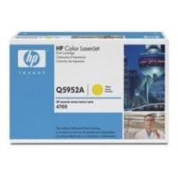 TONER Q5952A GIALLO ORIGINALE - HP LASERJET 4700