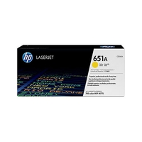 TONER CE342A GIALLO ORIGINALE - HP COLOR LASERJET M 775DN (13.500PG)
