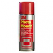COLLA SPRAY SCOTCH PHOTO MOUNT 400 ML