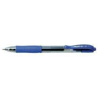 PENNE GEL SCATTO PILOT G2 BLU