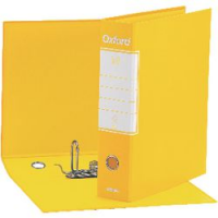 REGIST COMM D8 GIALLO OXFORD ESSELTE