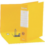 REGIST COMM D8 GIALLO OXFORD ESSELTE