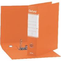 REGISTR COMM D8 ARANCIONE OXFORD ESSELTE