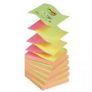 CF6 Z-NOTES GL/RA POST-IT 76X76MM