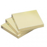 CF12 NOTES RECYCL GIALLO 76X76 OD