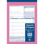 DDT DOCUMENTO TRASP 2 COPIE 15X23 5PZ