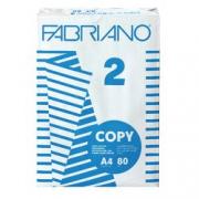 Fabriano Copy2 carta A4 risma/500 ff 80g cie 163