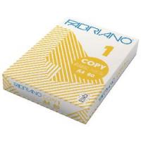 Fabriano Copy1 carta A4 risma/500 ff 80g cie 172