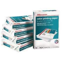Office Depot Colour Printing carta A4 risma/500 ff 80g cie 170