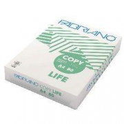 Fabriano Copy Life carta A4 risma/500ff 80g cie 150