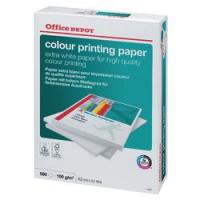 Office Depot Colour Printing carta A3 risma/500 ff 100g cie 170