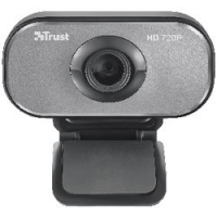 WEBCAM TRUST VIVEO HD 720P