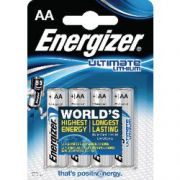 CF 4 PILE ENERGIZER ULTIMATE STILO AA