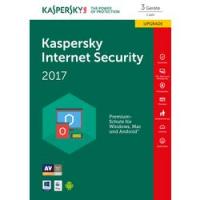 ANTIVIRUS KASPERSKY 2017 3 UTENTI XXDC