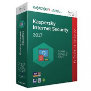 INTERNET SECURITY KASPERSKY 2017 3 UTENT