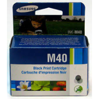 CARTUCCIA INK-M40 NERO ORIGINALE - SAMSUNG SF 300/330/335T/340/345/360