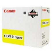 TONER 0455B002AA GIALLO ORIGINALE C-EXV21 - CANON IRC 2380/2880