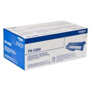 TONER TN-3380 NERO ORIGINALE - BROTHER HL-5450DN/5470DW/5440D/6180DW/DWT/MFC-8510DN (8.000 PAGG.)