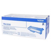TONER TN-3330 NERO ORIGINALE - BROTHER HL-5450DN/5470DW/5440D/6180DW/DWT/MFC-8510DN (3.000 PAGG.)