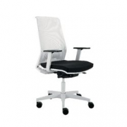 SEDIA ERGONOMICA LIGHT BIANCA         DL