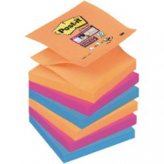 CF6 Z-NOTES POST-IT SS ELECTRIC 76X76MM
