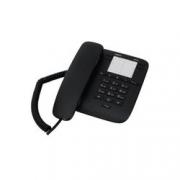 TELEFONO A FILO NERO GIGASET DA310