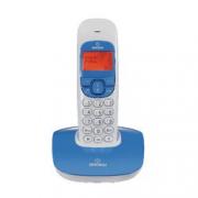 TELEFONO CORDLESS BIANC-BLU BRONDI NICE