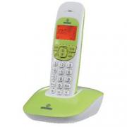 TELEFONO CORDLESS BIANC-VERD BRONDI NICE