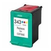 CARTUCCIA C8766EE TRICROMIA COMPATIBILE/RIGENERATO - HP N343