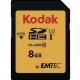 SD CARD KODAK SDHC 8GB CLASS10 U1