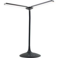 LAMP NERO ALBA LEDTWIN