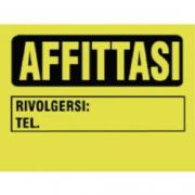 CF 5 CARTELLI 330X230 AFFITTASI