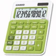 CALCOLATR TAVOLO VE CASIO MS-20NC 12CIFR