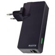 CARIC SLIM NERO LEITZ MICRO USB 3000MAH
