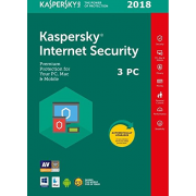 INTERNET SECURITY KASPERSKY 2018 3UTENTI