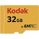MICRO SDHC CARD KODAK 32GB CLASS10 U1