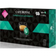 CF 50 CAPSULE CAFE ROYAL DECAFFEINATO