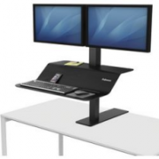 LOTUS VE SIT STAND FELLOWES MONIT DOPPDL