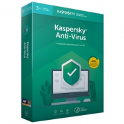 KASPERSKY BOX ANTIVIRUS 2020 -- 1PC (KL1171T5AFS-20SLIM)