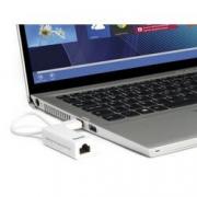 HAMLET ADATTATORE LAN 10 100  USB 2.0