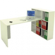 HOME-OFFICE CUBE 9 CASELLE BIANCO