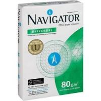 SCATOLA 5RI / 500FF CARTA NAVIGATOR UNIVERSAL A4 80G 169CIE