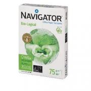 SCATOLA 5RI / 500FF CARTA NAVIGATOR ECOLOGICAL A4 75G 169CIE