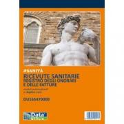 BLOCCO RIC.SANITARIE 50FF 2C 14.8X21.5CM