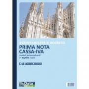 BLOC PRIMA NOTA CASSA 2COPIE 21.5X29.7CM