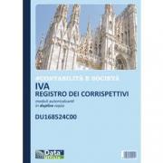 REGISTR.CORRISP.IVA 24FF 2C 21.5X29.7CM