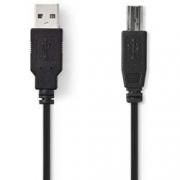 CAVO USB 2.0 NEDIS A B 2 METRI